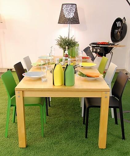 esstische tisch korpus massivholz ahorn natur bulthaup. Black Bedroom Furniture Sets. Home Design Ideas