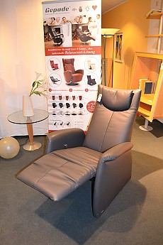 sessel comfort 3324 sonderpreis aus ausstellung bei abholung relaxsessel tv sessel mit. Black Bedroom Furniture Sets. Home Design Ideas