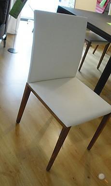 st hle walter knoll andoo 4 st hle mit nu baumgestell. Black Bedroom Furniture Sets. Home Design Ideas
