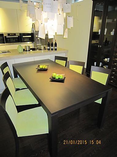 esstische 1 tisch und 6 st hle essgruppe rodam m bel von ideenk che in landsberg am lech. Black Bedroom Furniture Sets. Home Design Ideas