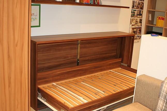 Wohnw nde querklappbett vitrine wandboard wohntrend for Kinderzimmer querklappbett