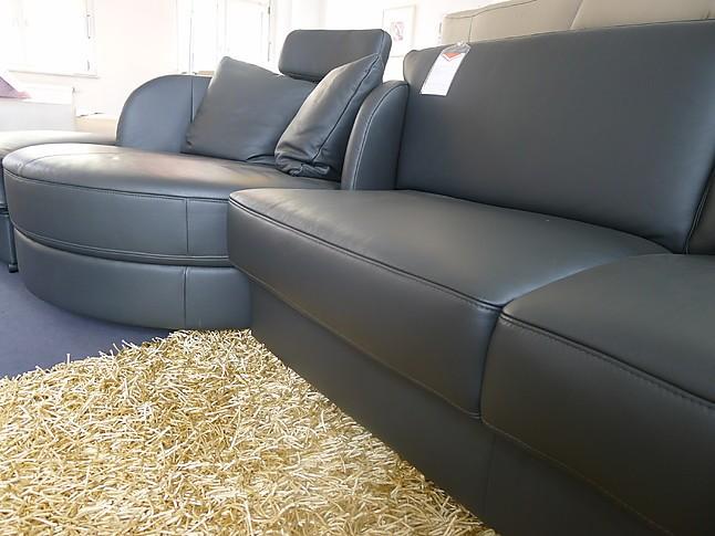 sofas und couches varianta leder schiefer couch von weco varianta bestes leder schiefer 414499. Black Bedroom Furniture Sets. Home Design Ideas