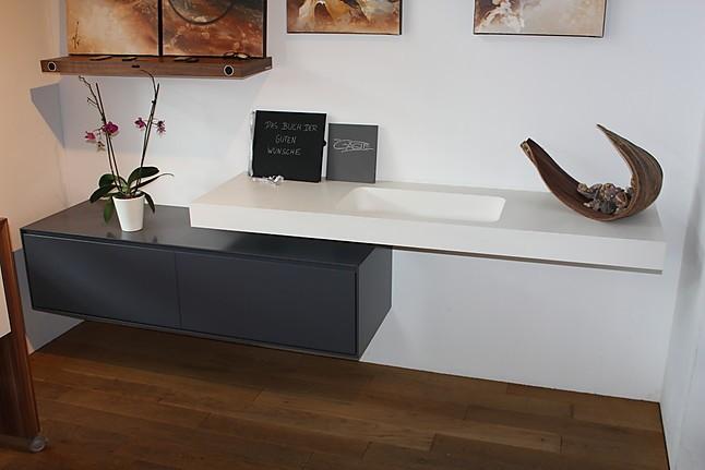 waschtische corian badm bel u waschtisch hausmarke m bel von k che genuss in karlsruhe. Black Bedroom Furniture Sets. Home Design Ideas