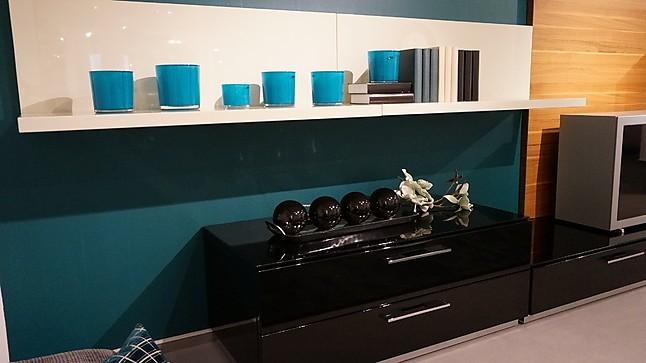 Wohnwände Lilac Wohnwand: Hülsta Möbel Von Die Einrichtung Kleemann ...
