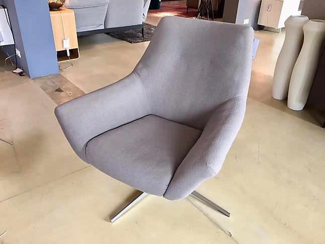 6e870e68f78a8a Sessel SE 566 drehbarer Lounge Sessel  Rolf Benz-Möbel von Meiser ...