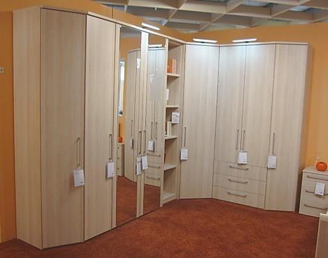 M belabverkauf schlafzimmer kleiderschr nke reduziert - Eckschranksystem schlafzimmer ...