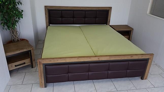 Betten Doppelbett Doppelbett Massivholz Und 2 Nachtkastchen