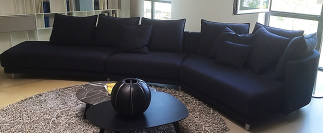 sofas und couches onda elementgruppe rolf benz m bel von. Black Bedroom Furniture Sets. Home Design Ideas