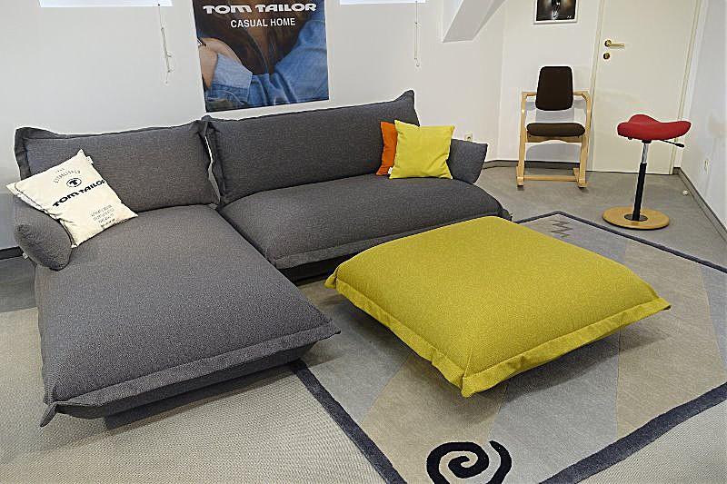 sofas und couches cushion sitzgarnitur tom tailor m bel. Black Bedroom Furniture Sets. Home Design Ideas