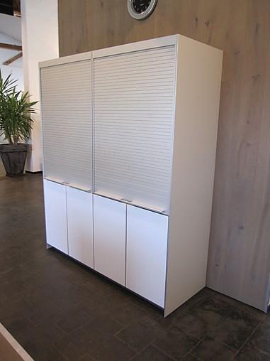 Schranke und vitrinen b3 rolloschranke musterkuchen for Ikea musterküchen abverkauf