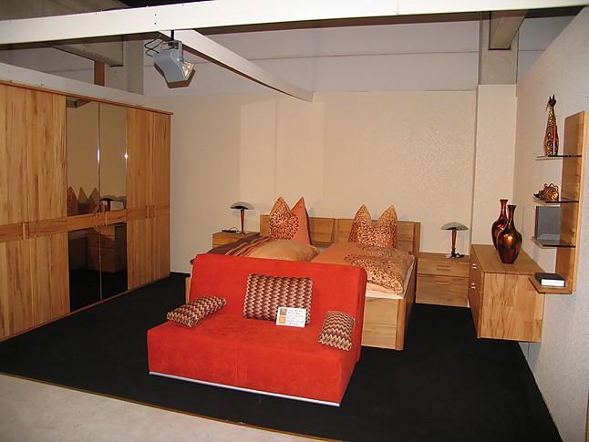 Schlafzimmer-Sets Mod. Casa Vita Schlafzimmer in Kernbuche massiv ...