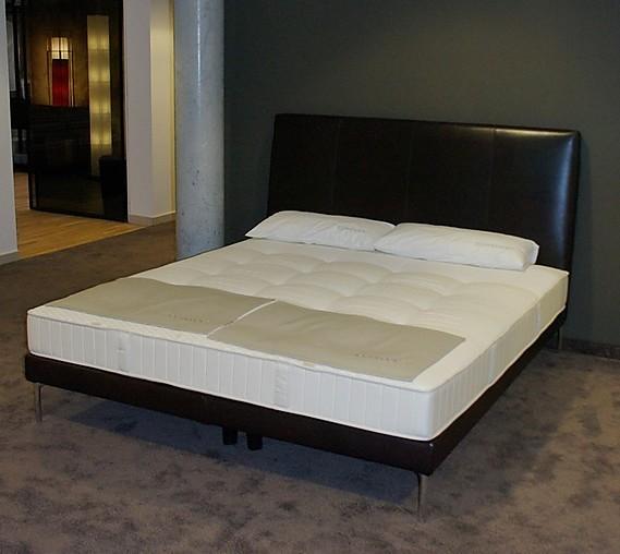 betten basis 12 boxspring lederbett schramm m bel von. Black Bedroom Furniture Sets. Home Design Ideas