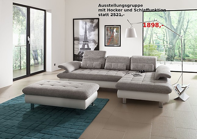 sofas und couches ak1051 loungegruppe mit hocker akador m bel von m belhaus cordes inh bj rn. Black Bedroom Furniture Sets. Home Design Ideas