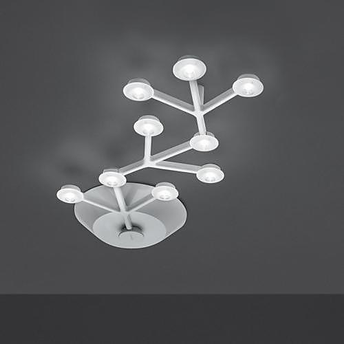 deckenlampen led net line decke 66 deckenleuchte 1590010a. Black Bedroom Furniture Sets. Home Design Ideas