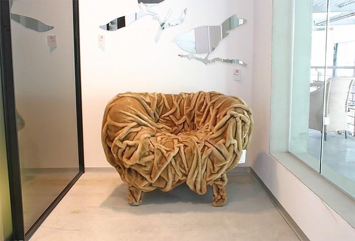 Sessel GRINZA Sessel: Edra-Möbel von Wohnhaus ...