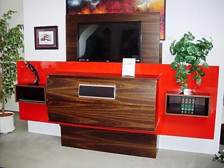 Versenkbares tv möbel haus design und möbel ideen