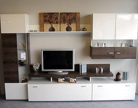 M belabverkauf wohnzimmer regale und sideboards reduziert for Wohnwand reduziert