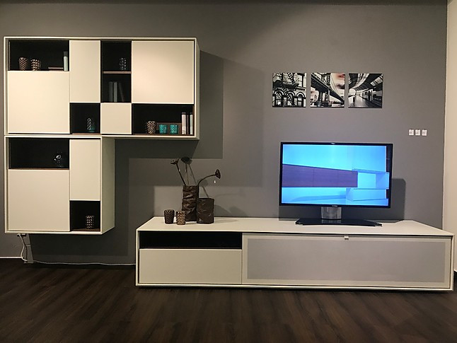 wohnw nde scopia wohnkombination h lsta m bel von die einrichtung kleemann kg in kornwestheim. Black Bedroom Furniture Sets. Home Design Ideas