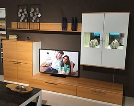 möbelabverkauf - wohnzimmer: wohnwände reduziert,