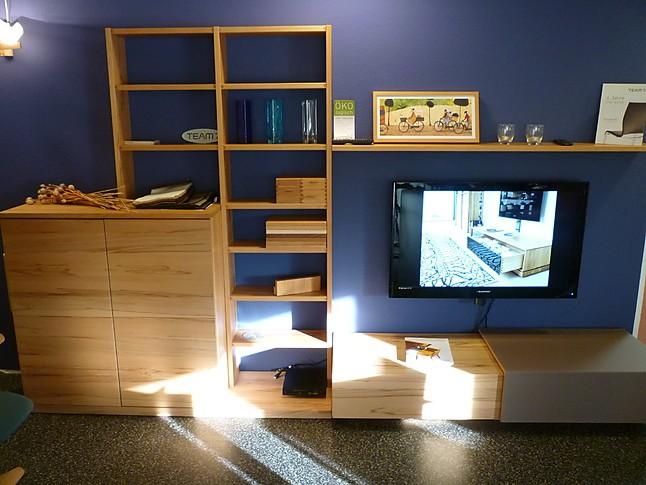 wohnw nde wohnwand cubus team 7 team7 m bel von in. Black Bedroom Furniture Sets. Home Design Ideas