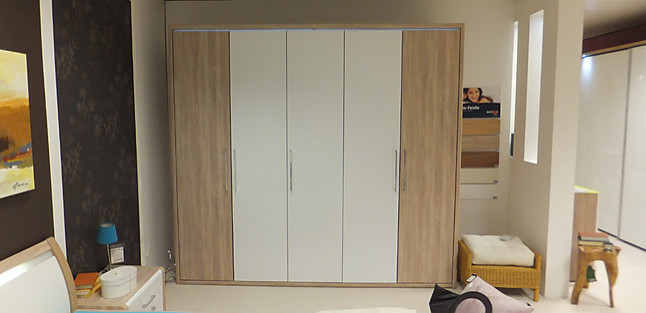 Schlafzimmer-Sets Schlafzimmer LaVida Doppelbett mit 2 Nachttischen ...