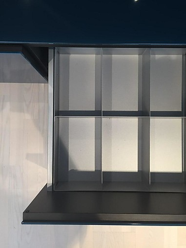 brick modernes tv m bel mit glasfronten und integriertem soundsystem. Black Bedroom Furniture Sets. Home Design Ideas