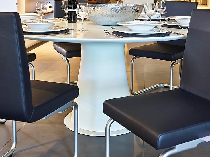 Esstische Esstisch Rolf Benz Tisch Rund Rolf Benz Möbel Von