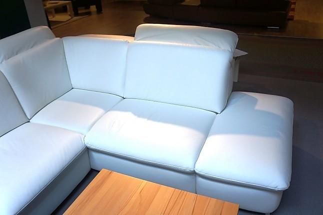 sofas und couches fantasy leder wei polstergarnitur. Black Bedroom Furniture Sets. Home Design Ideas