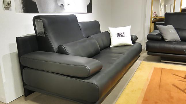 sofas und couches rolf benz 6500 absoluter klassiker von rolf benz in gepflegter lederoptik. Black Bedroom Furniture Sets. Home Design Ideas