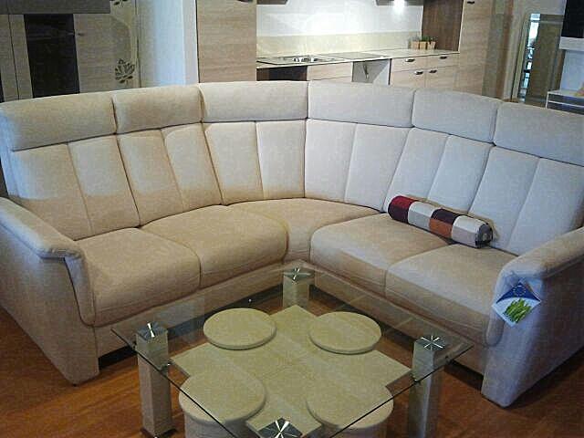Sofas und Couches Rimini Hochlehn Eckgarnitur Sonstige Möbel von Die Kücheninsel in Grolsheim