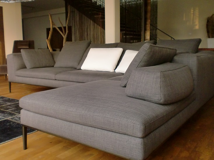 sofas und couches b b italia sofa michel b b italia sofa michel anthrazit b b italia m bel von. Black Bedroom Furniture Sets. Home Design Ideas