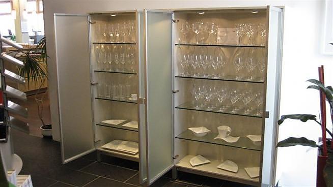 zeitlos modern l13 hochglanz 601 diamantwei aus musterk chen abverkauf warendorf m bel von. Black Bedroom Furniture Sets. Home Design Ideas