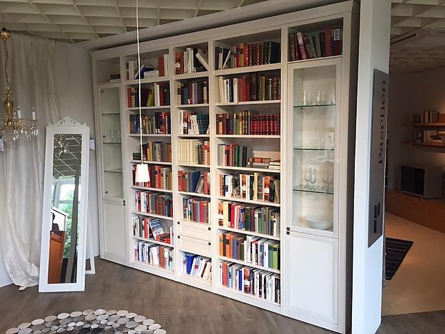 wohnw nde excellence bibliothek paschen m bel von by land m belstudio in blankenhain. Black Bedroom Furniture Sets. Home Design Ideas