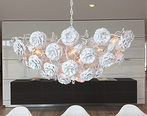 Leuchte - Collection Love you love you not Chandelier oval