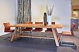 esstische esstisch massiv mit holzgestell esstisch massiv sonstige m bel von k chenland. Black Bedroom Furniture Sets. Home Design Ideas