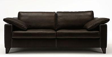 Sofas Und Couches Darwin Ledergarnitur 25 Und 3 Sitzer Machalke
