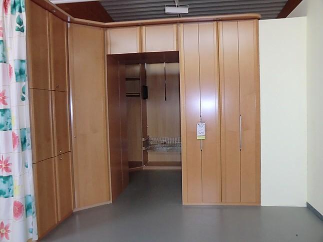 kleiderschr nke system 2000 echtholz ahorn furniert begehbarer eck kleiderschrank mit. Black Bedroom Furniture Sets. Home Design Ideas