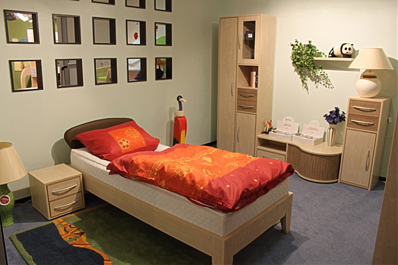 kinderbetten ausstellungsst ck abholpreis 480. Black Bedroom Furniture Sets. Home Design Ideas