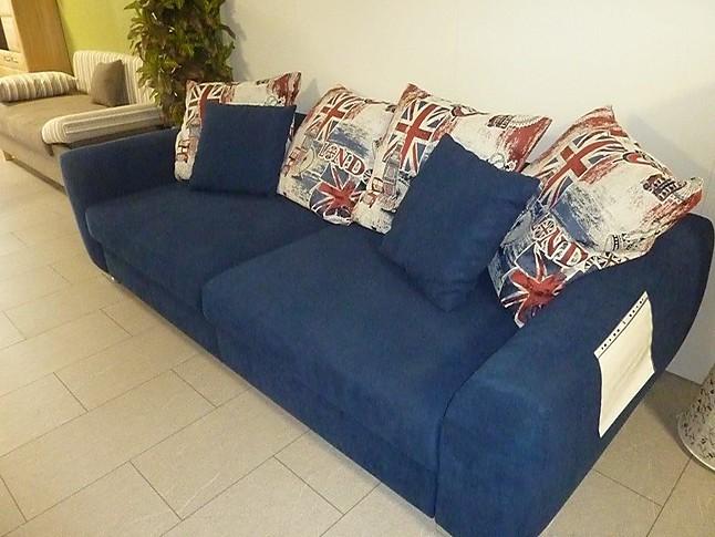 sofas und couches bettsofa 3 sitzer mit kissensatz sofabezug livorno blau kissenbezug chelsea. Black Bedroom Furniture Sets. Home Design Ideas