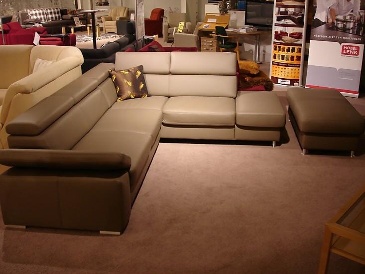 sofas und couches ecksofa und sessel polinova polinova polterecke und sessel pandora leder. Black Bedroom Furniture Sets. Home Design Ideas