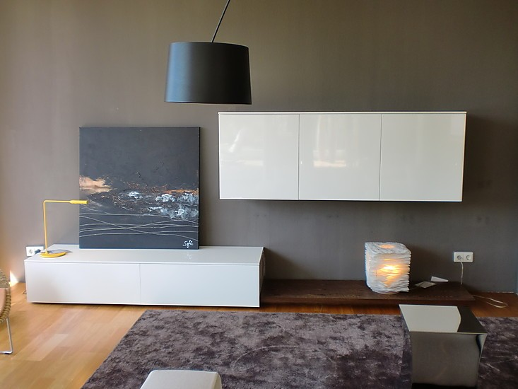 wohnw nde novamobili wohnwand tv kombination regal tempo. Black Bedroom Furniture Sets. Home Design Ideas