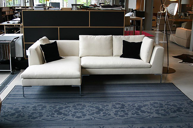 sofas und couches charles sofa b b italia m bel von. Black Bedroom Furniture Sets. Home Design Ideas