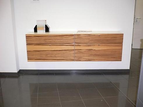 Regale und sideboards lowboard mit konturwangen n 34 for Lampen neu isenburg