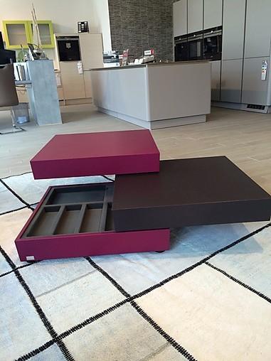 couchtische blocco swivel leolux couchtisch 3 teilig aufdrehbar und 2 farbig fuchsia. Black Bedroom Furniture Sets. Home Design Ideas