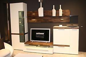 wohnw nde casale wohnwand gwinner m bel von m belhaus. Black Bedroom Furniture Sets. Home Design Ideas