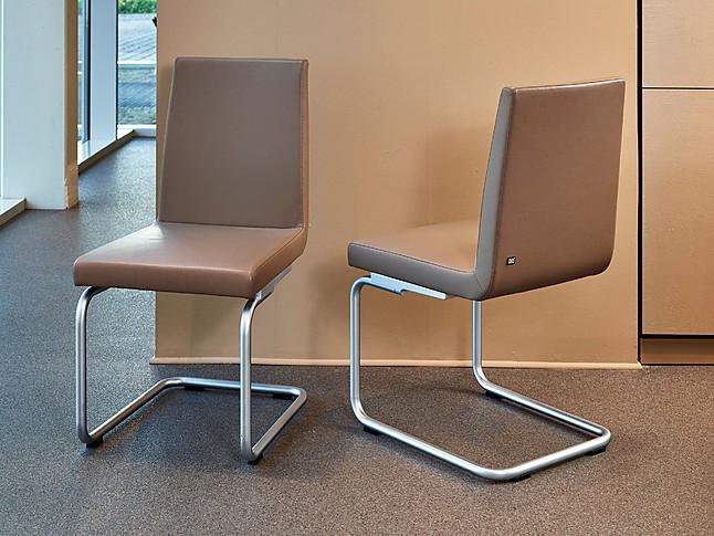 6 Freischwinger Stuhle