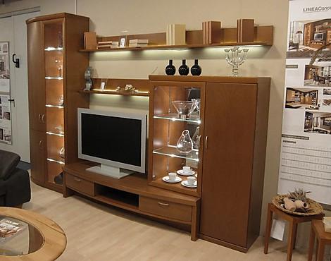 M belabverkauf wohnzimmer wohnw nde reduziert - Wohnwand abgerundet ...