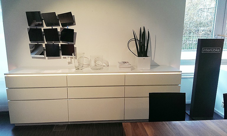 wohnw nde cube sideboard interl bke m bel von meiser k chen gmbh in hanau steinheim. Black Bedroom Furniture Sets. Home Design Ideas