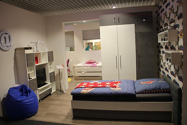 Schlafzimmer-Sets Jugendzimmer WF-6040 JW5+: Welle-Möbel von ...