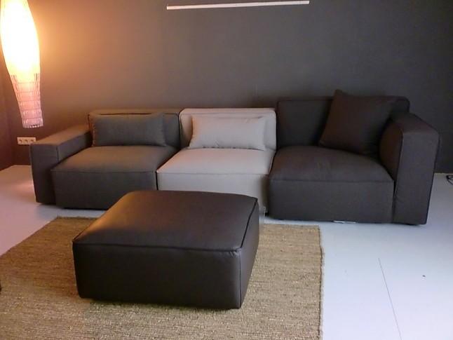 Sofas und Couches Indomo Sofa Indomo Sofa und Hocker braun ++NEU++ ...